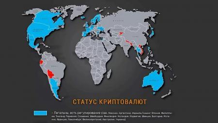 Распространение криптовалюты в современной финансовой системе